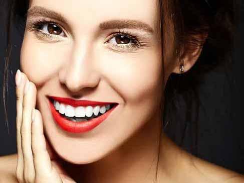 Вставки на зубы белоснежная улыбка